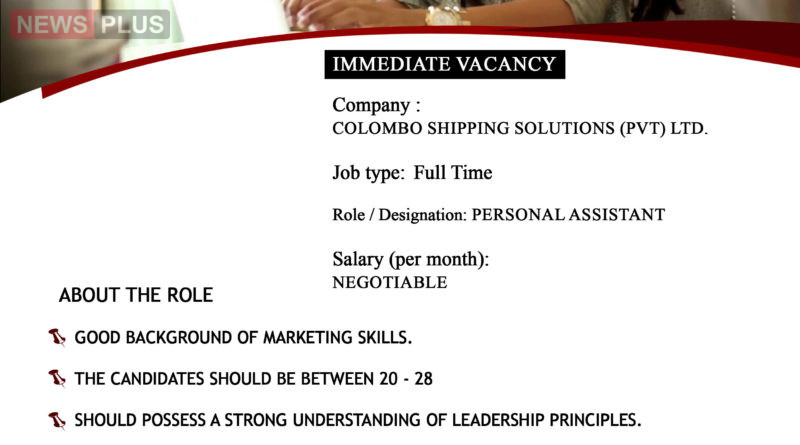 Vacancy for a Business Development Executive